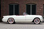 Main Attraction: 1953 Corvette VIN 91 Headlines Mecum's Chicago Auction