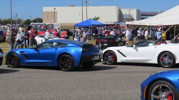 2017 Toys for Tots Corvette Caravan