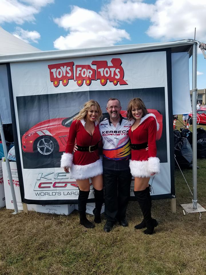 Police Toys For Tots 2017 : Gallery kerbeck corvette s toys for tots