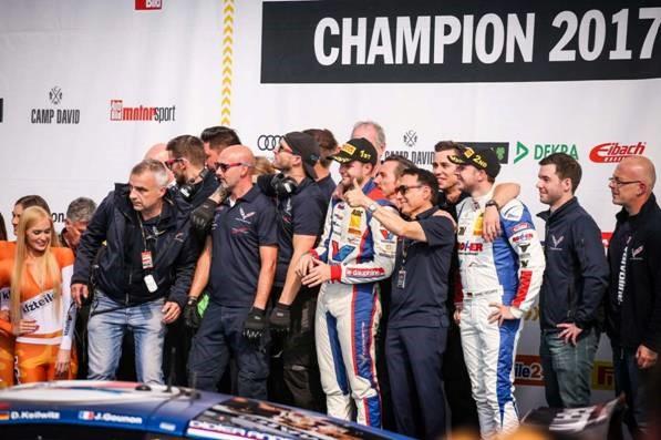 Callaway Competition:  ADAC GT Masters Hockenheim Report