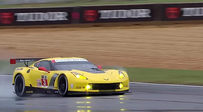 [VIDEO] Corvette Racing's Oliver Gavin Previews Petit Le Mans for Mobil 1 The Grid