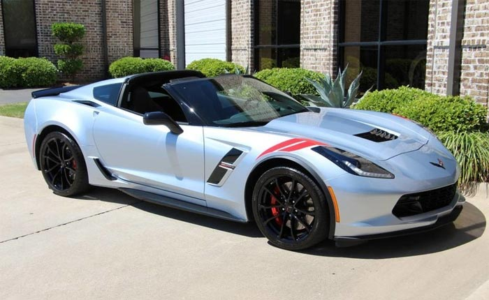 Chevrolet Offers Up to $3500 in New Incentives on 2017 Corvettes