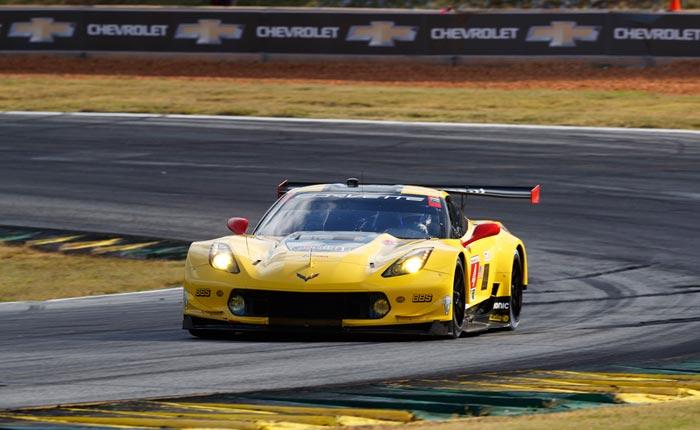 Corvette Racing at Road Atlanta: Garcia Qualifies Points-Leading No. 3 Corvette Second in GTLM