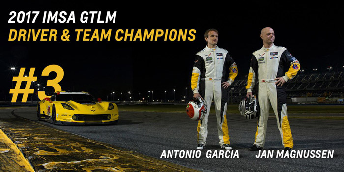 Corvette Racing Secures GTLM Championships at Road Atlanta