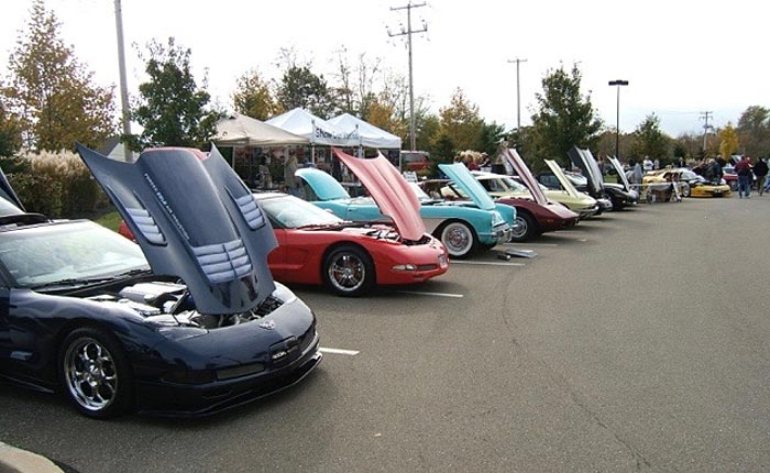 Come Out to the 9th Annual Corvettes for Chip Benefit Car Show in Carlisle on Nov. 5th