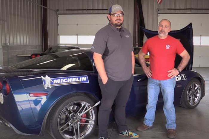 [VIDEO] NCM Motorsports Park Shares Tips on How To Prepare Your Corvette for a Track Date