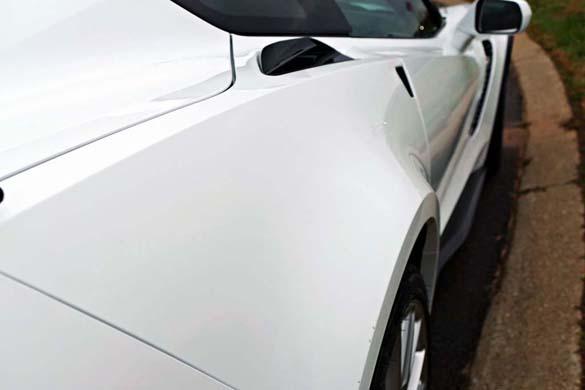 [VIDEO] This 2018 Corvette Z06 was Painted in the Corvette Factory's New Paint Shop