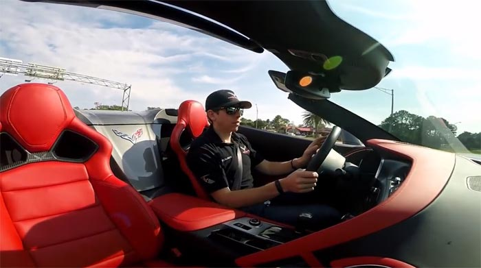 Friday Flashback: 24 Hours of Daytona - Behind the Wheel with Tommy Milner