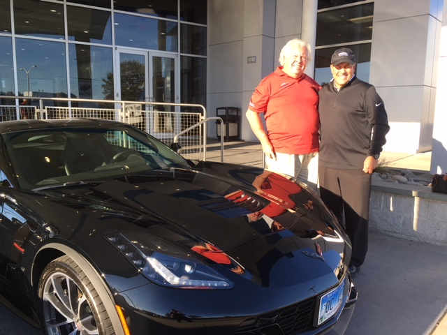 Corvette Delivery Dispatch with National Corvette Seller Mike Furman ...