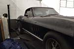 Corvettes on eBay: Barn Find 1965 Corvette Sting Ray Sport Coupe