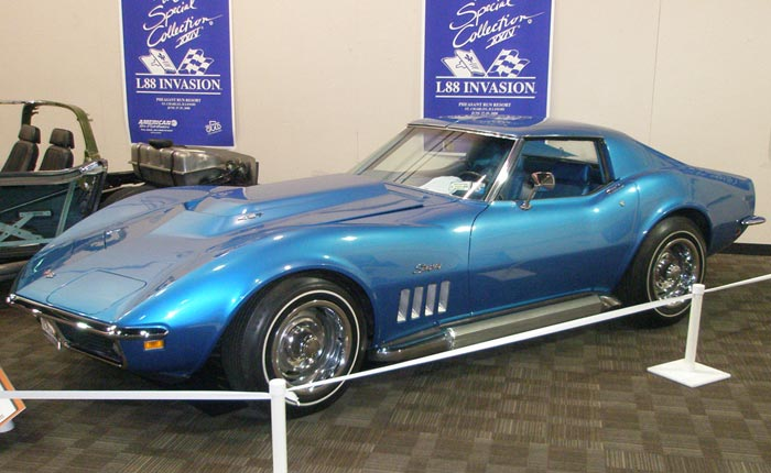 Federal Agents Seize a 1969 Corvette L88 from a Suspected VA Scammer