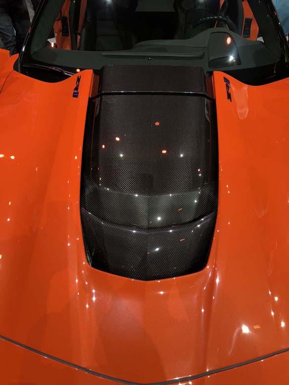 video  more from the 2019 corvette zr1 reveal in dubai