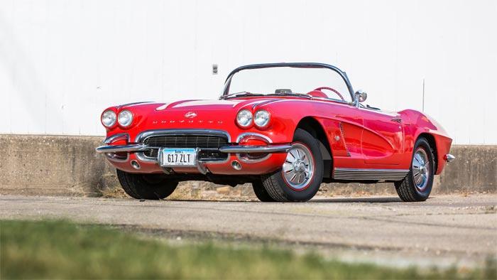 1962 Corvette Convertible