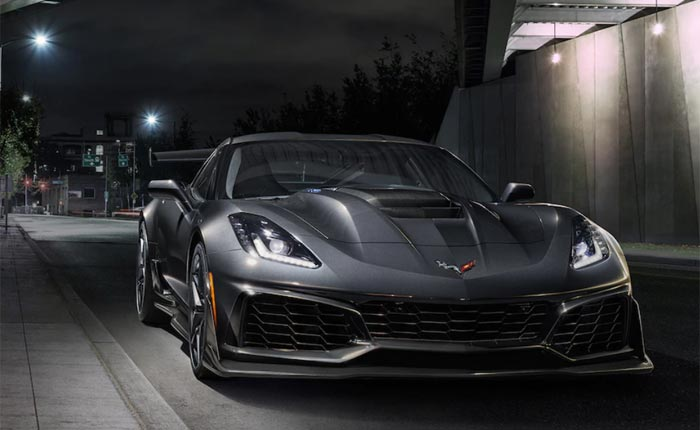 View The Corvette Zr1 Website And Download The Official Specs And Hero Card