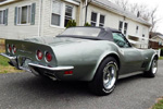 World's Only 1971 Corvette ZR1 Convertible Offered for Sale at Hemmings