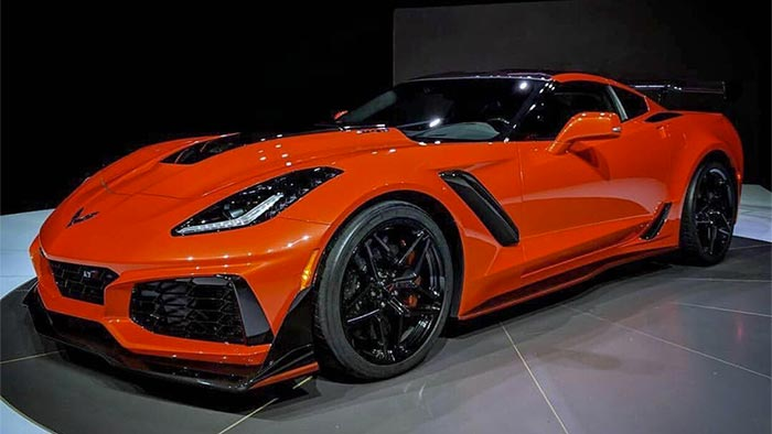 We're Headed to the LA Auto Show to See the 2019 Corvette ZR1s and You're Invited!