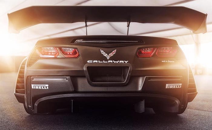 Callaway Competition to Field Two Callaway Corvette C7 GT3-Rs in 2018 Pirelli World Challenge