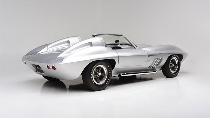 Centurion Fiberfab Corvette Headed to Barrett-Jackson Scottsdale