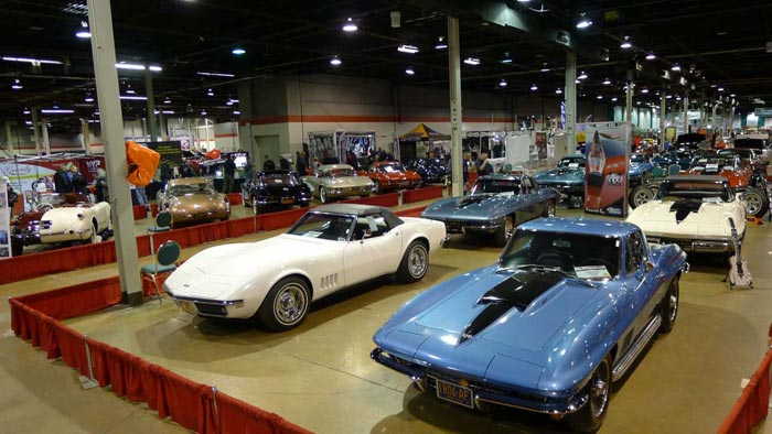 Pics The Corvettes Of The 2017 Muscle Car And Corvette Nationals