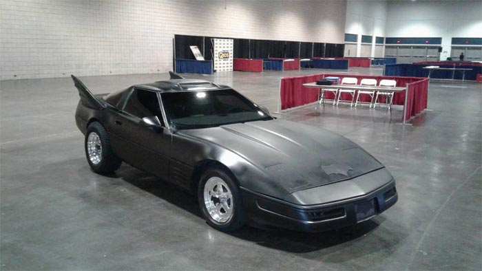 Corvettes on Craigslist: 1985 Corvette Batmobile