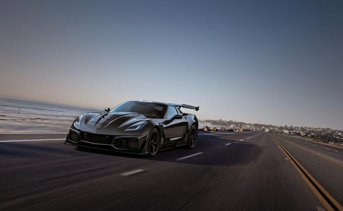 OFFICIAL: 2019 Corvette ZR1 to MSRP starting at $119,995