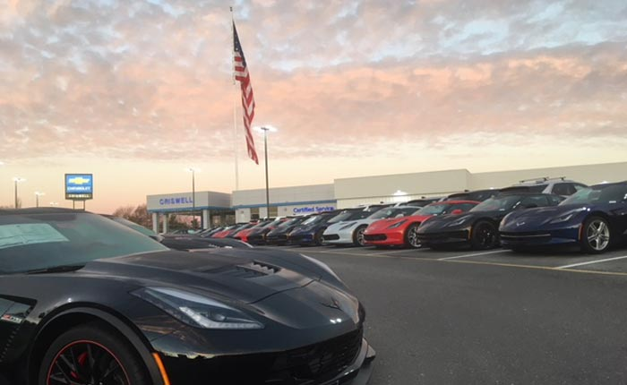 Corvette Delivery Dispatch with National Corvette Seller Mike Furman for Nov. 26th