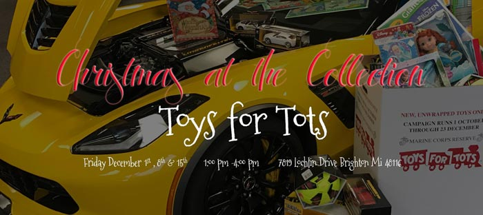 Visit the Lingenfelter Collection and Help Support Toys for Tots