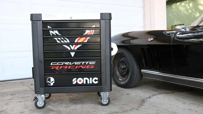 review] the 280-piece corvette racing toolbox from sonic tools ...