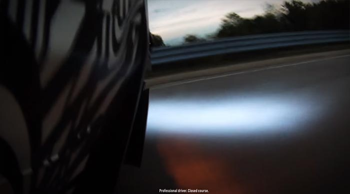 [VIDEO] Watch Flames Shoot out the 2019 Corvette ZR1's Exhaust