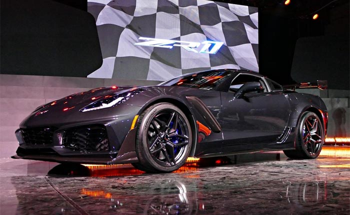 Tadge Juechter on the 2019 Corvette ZR1
