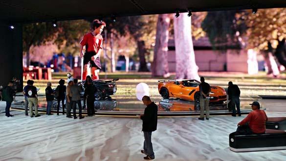 The Corvette ZR1 from the LA Auto Show