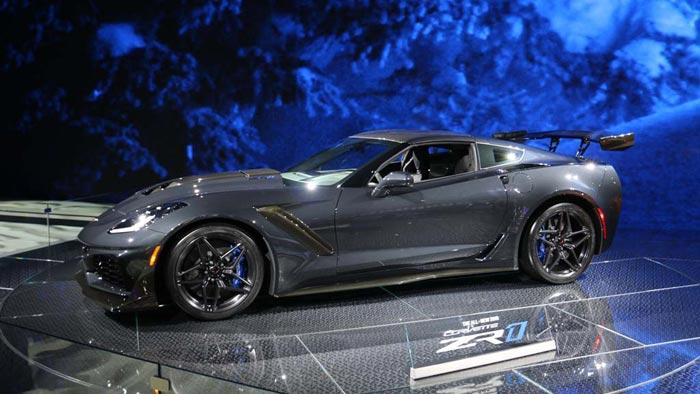 [AUDIO] Corvette Product Manager Harlan Charles Talks Corvette ZR1 with Guy Gordon