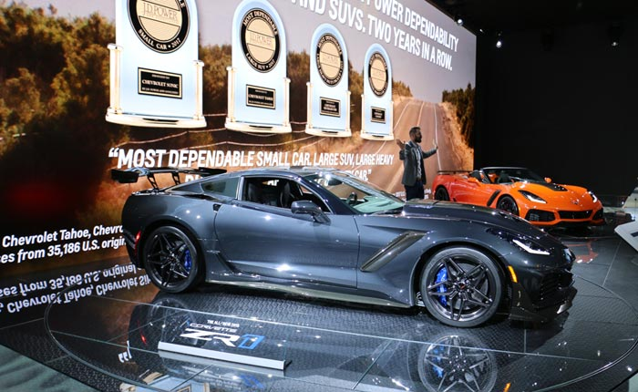 BAS: The Secret Code Name Behind the 2019 Corvette ZR1's 755