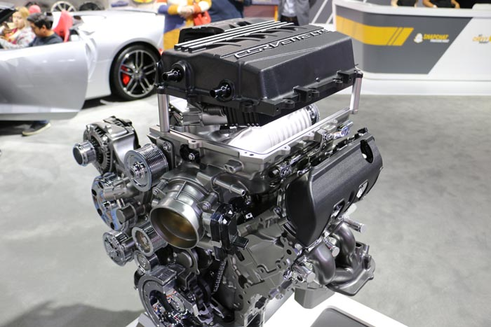 GM Performance Offering the 755-hp LT5 Crate Engine for $17,915