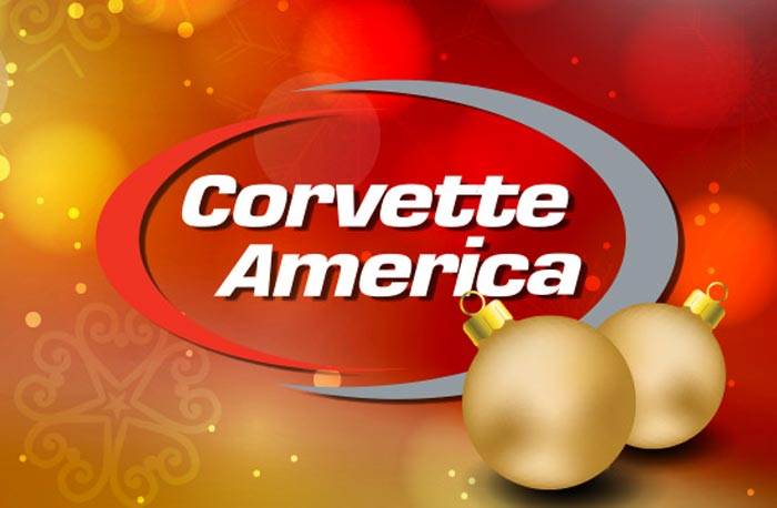 Corvette America Offering Free Shipping On Any Order Through December 24th!