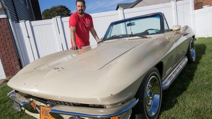 1967 Corvette Flooded During Superstorm Sandy is Back on the Road