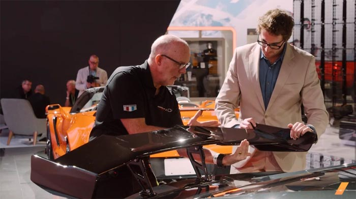 Chevrolet Design Chief Tom Peters Takes a Deep Dive on Designing the 2019 Corvette ZR1