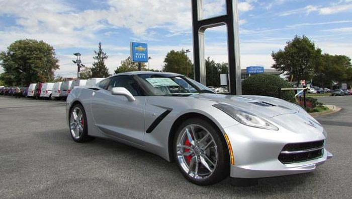 The Savings on New Corvettes Continue at Maryland's Sport Chevrolet