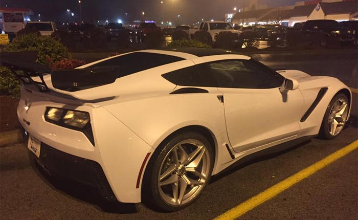 [PICS] 755-hp 2019 Corvette ZR1 Spotted at a Grocery Store in Bowling Green, KY