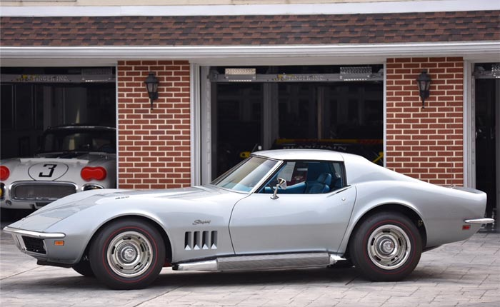 Lance Miller to Offer a Trio of Corvettes including a 1969 L89 Coupe at Barrett-Jackson Scottsdale