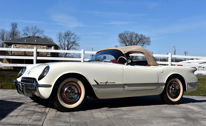 Lance Miller to Offer a Trio of Corvettes at Barrett-Jackson Scottsdale