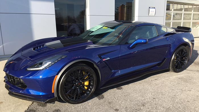 Corvette Delivery Dispatch with National Corvette Seller Mike Furman for Dec. 24th
