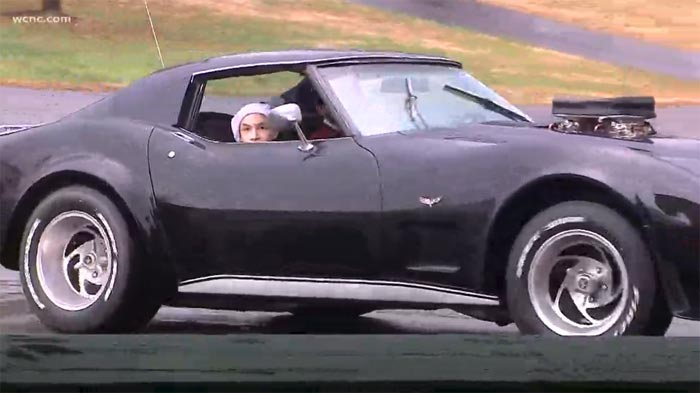 [VIDEO] Corvette Club Offers Plenty of Smiles for a Boy With Cancer