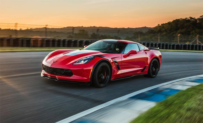 Corvette Grand Sport And Camaro Named To Car Driver S 10best Cars List For 2018