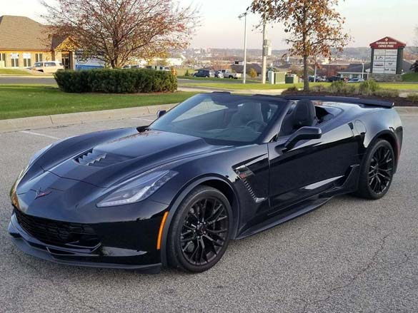 [GALLERY] Black Friday! (47 Corvette photos)