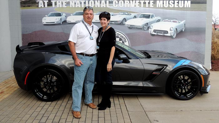 [RIDES] Tom and Peggie's 2017 Corvette Grand Sport Collector Edition No.232