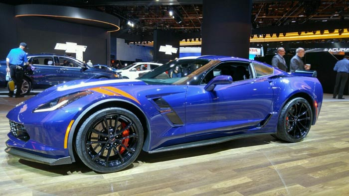 No 2018 Corvette Zr1 Announcement From Naias As Expected Corvette