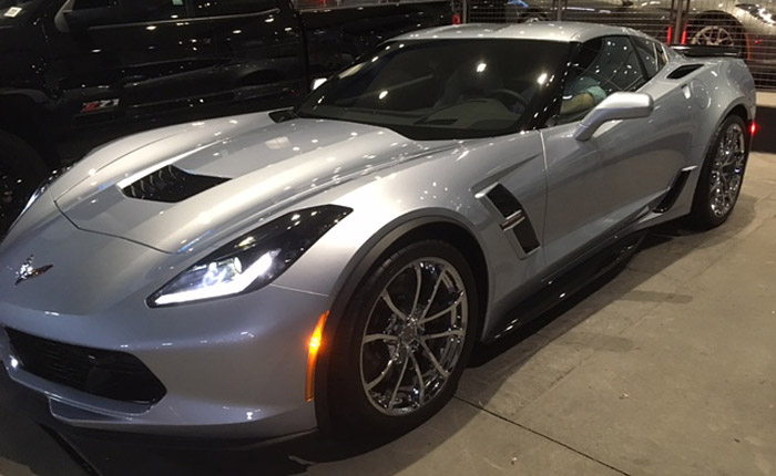 Corvette Delivery Dispatch with National Corvette Seller Mike Furman for Jan. 8th