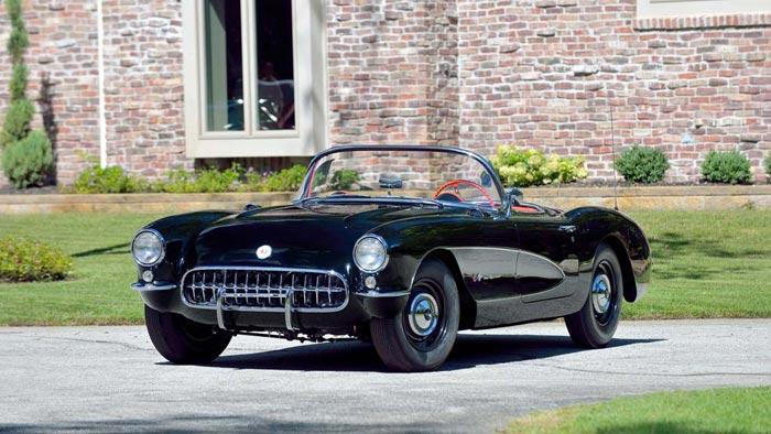 1957 Corvette Airbox