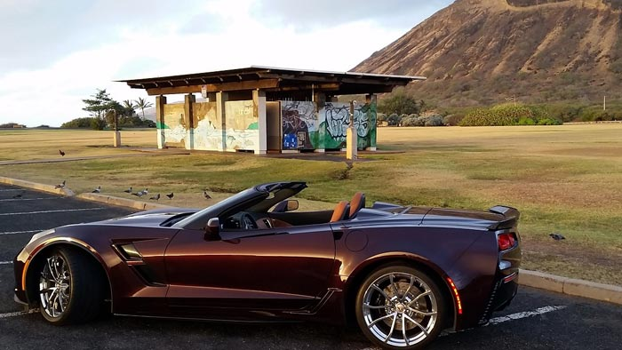 [RIDES] Gary's 2017 Black Rose Corvette Grand Sport Convertible